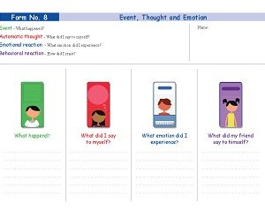 Form No. 8 - Event, Thought and Emotion