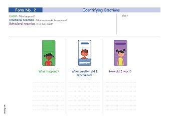 Form No. 2 - Identifying Emotions